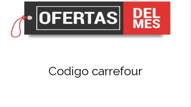 Codigo carrefour