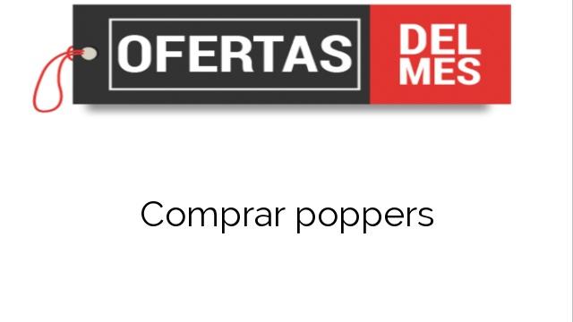 ▷ Ofertas Comprar poppers 【Comprar al mejor PRECIO】