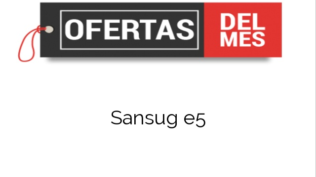 Sansug e5